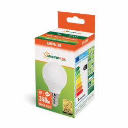 LED 4W E14 kulka SPECTRUM 13030